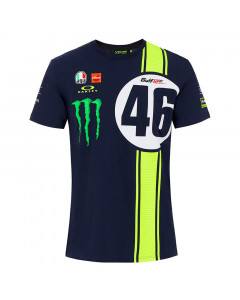 Valentino Rossi VR46 Abu Dhabi majica