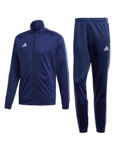 Adidas Core 18 Trainingsanzug