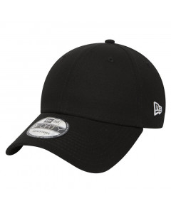 New Era 9FORTY Blank Black kapa