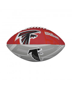 Atlanta Falcons Wilson Team Logo Junior Ball für American Football