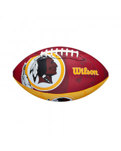 Washington Redskins Wilson Team Logo Junior žoga za ameriški nogomet