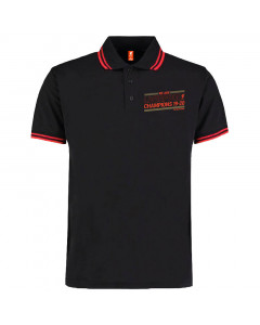 Liverpool Champions 19-20 Polo T-Shirt