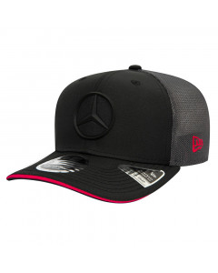 Mercedes-Benz eSports New Era 9FIFTY AMG Petronas Replica Trucker kapa S/M