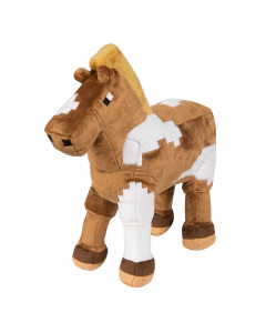 "Minecraft Jinx Horse plišasta igrača 12"""