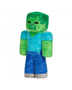 """Minecraft Jinx Zombie plišasta igrača 12"""""""