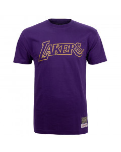 Los Angeles Lakers Mitchell & Ness Midas T-Shirt