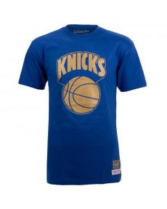 New York Knicks Mitchell & Ness Midas T-Shirt