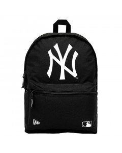New York Yankees New Era Entry Black Rucksack