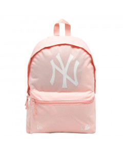 New York Yankees New Era Entry Lemonade Pink Rucksack