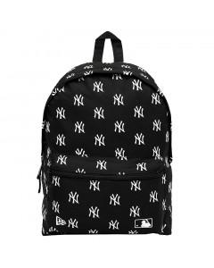 New York Yankees New Era Entry AOP Print Black nahrbtnik