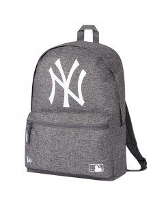 New York Yankees New Era Entry Heather Rucksack