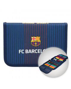 FC Barcelona Federtasche gefüllt