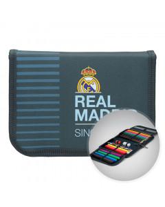 Real Madrid Federtasche gefüllt