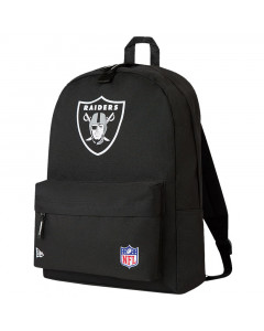 Las Vegas Raiders New Era Black Stadium Pack Rucksack