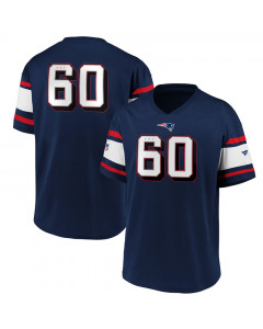 New England Patriots Poly Mesh Supporters Trikot