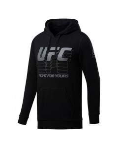 UFC Reebok Fan Gear pulover s kapuco