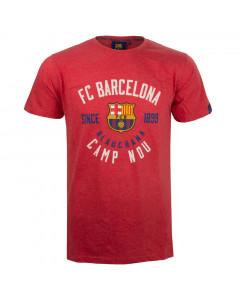 FC Barcelona Record Red majica