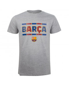 FC Barcelona Slam Grey T-Shirt