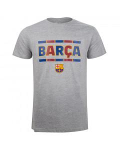 FC Barcelona Slam Grey majica