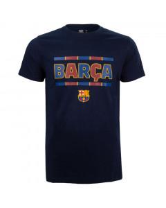 FC Barcelona Slam Navy majica