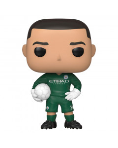 Ederson Santa de Moraes 31 Manchester City Funko POP! Figura