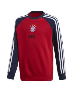 FC Bayern München Adidas dječji pulover