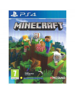 Minecraft Bedrock Edition igra PS4