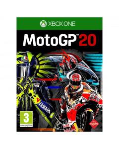 MotoGP 20 igra Xbox One