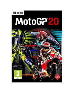 MotoGP 20 igra PC