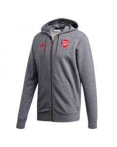 Arsenal Adidas 3S zip majica sa kapuljačom