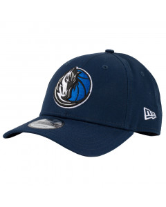 Dallas Mavericks New Era 9FORTY Basic Navy Mütze