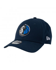 Dallas Mavericks New Era 9FORTY Basic Navy Youth Kinder Mütze