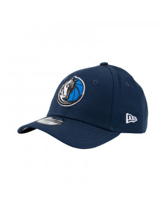 Dallas Mavericks New Era 9FORTY Basic Navy Child Kinder Mütze