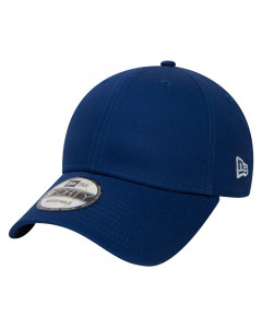 New Era 9FORTY Blank Blue Mütze