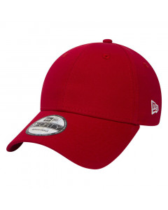 New Era 9FORTY Blank Red kapa