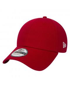 New Era 9FORTY Blank Red Mütze