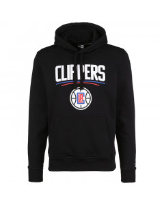 Los Angeles Clippers New Era Team Logo pulover s kapuco