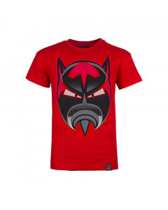 Fabio Quartararo FQ20 Diablo Red Kinder T-Shirt