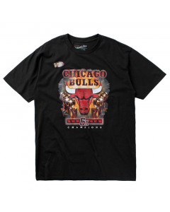 Chicago Bulls 6x Champs Mitchell & Ness Last Dance T-Shirt