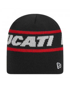 Ducati New Era Wordmark Skull Wintermütze