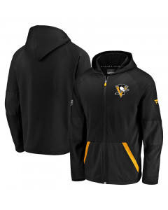Pittsburgh Penguins Rinkside Gridback Kapuzenjacke