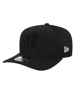 Manchester United New Era 9FIFTY Wordmark Closure Stretch Snap Mütze