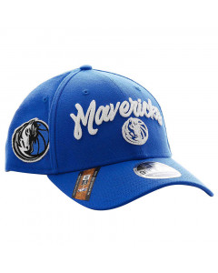 Dallas Mavericks New Era 9FORTY 2020 NBA Official Draft Alternate kapa