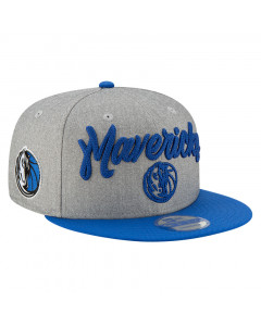 Dallas Mavericks New Era 9FIFTY 2020 NBA Official Draft kapa