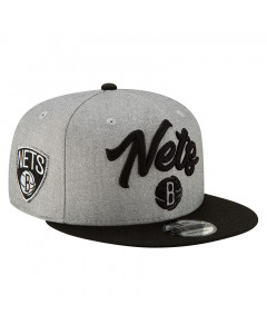 Brooklyn Nets New Era 9FIFTY 2020 NBA Official Draft Mütze