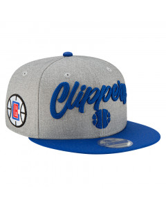 Los Angeles Clippers New Era 9FIFTY 2020 NBA Official Draft Mütze