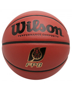 Wilson Reaction FPB Basketball Ball