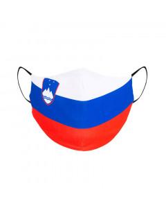 Slovenija zastava otroška obrazna maska