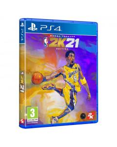 NBA 2K21 Mamba Forever Editon igra PS4