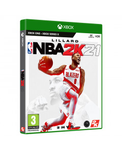 NBA 2K21 Standard Edition Spiel Xbox One
